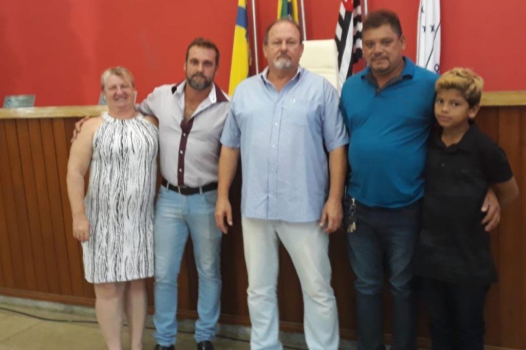 Read more about the article Formiguinha acaba de ser eleito presidente da Câmara de Mombuca