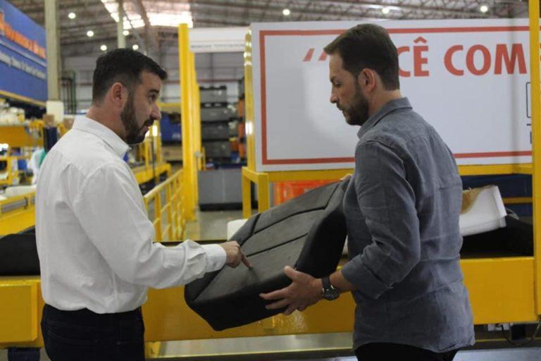 Prefeito Rodrigo Proença consegue Licença de Operação da Estação de Tratamento de Esgoto do bairro Castelani