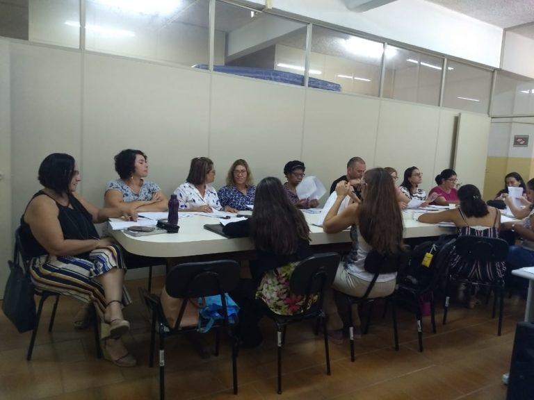 Read more about the article Aprendizagem é tema de formação para professores da Rede Municipal de ensino