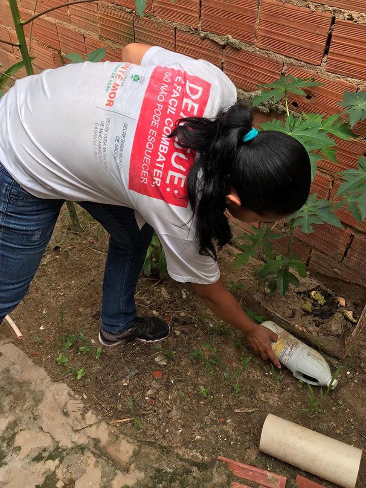 Read more about the article Mutirões de Monte Mor recolhem mais de 4 toneladas de materiais acumuladores de dengue