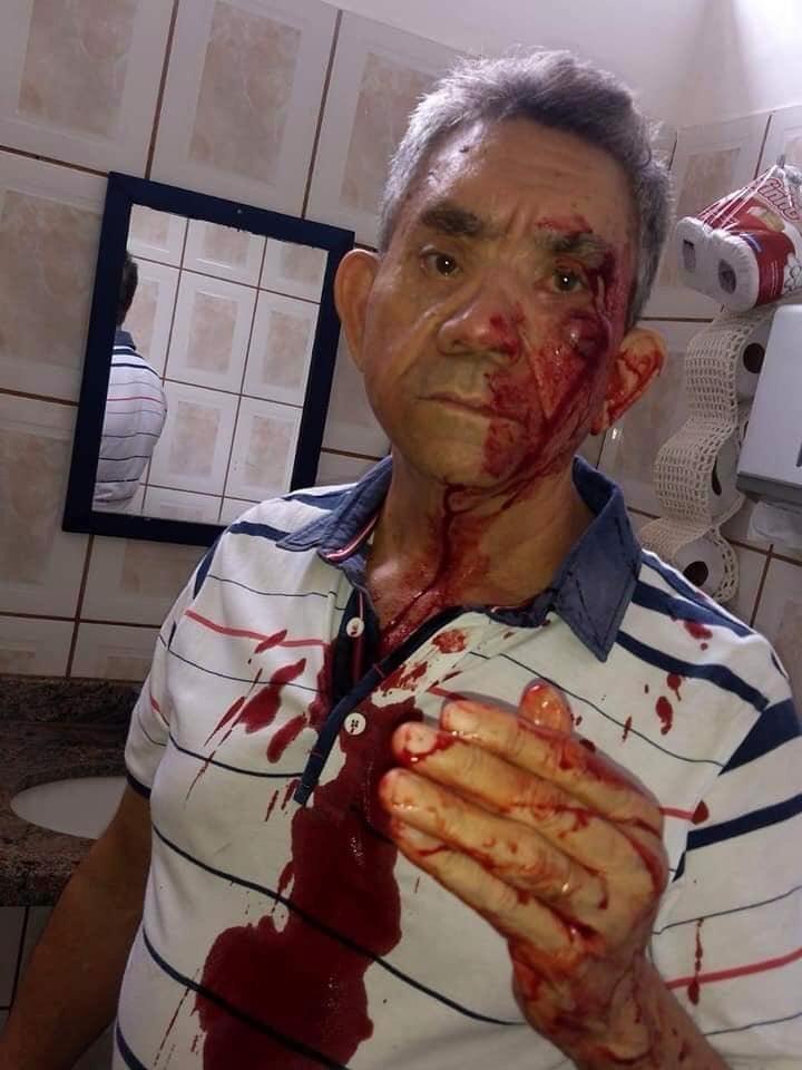 Professor é agredido a socos dentro de sala de aula por aluno