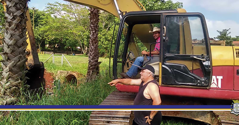 Read more about the article Área de lazer do Bom Jesus passa por limpeza