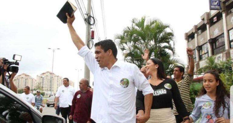 Read more about the article Cabo Daciolo confirma que vai disputar a Prefeitura do Rio