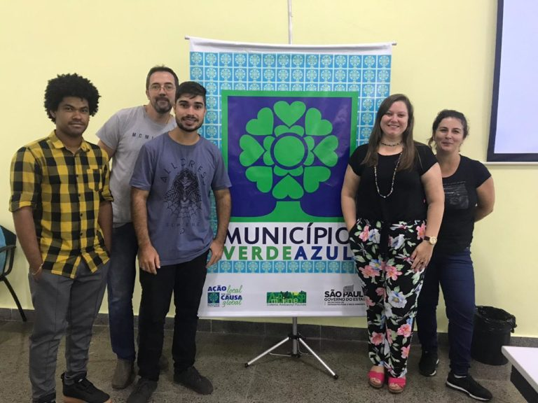 Read more about the article Capivari participa de capacitação para a conquista do selo do Município Verde Azul