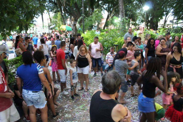 Read more about the article Matinê na Praça Central agita Capivari