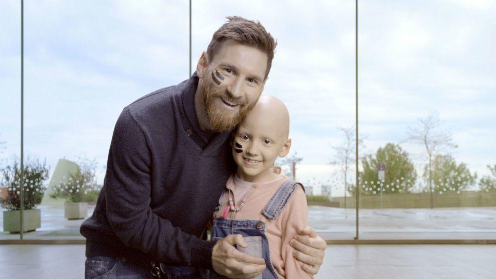 You are currently viewing Messi construirá o maior centro de tratamento de câncer infantil da Europa