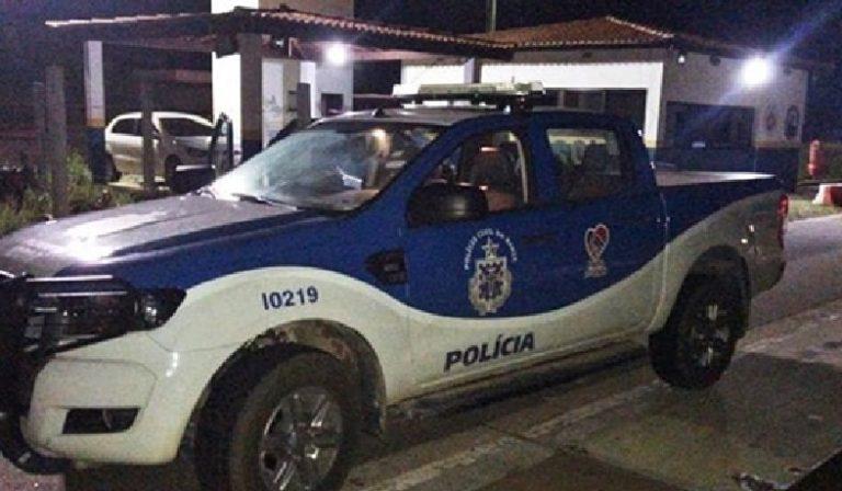 Read more about the article Homem foge de delegacia e viaja para Salvador com viatura furtada