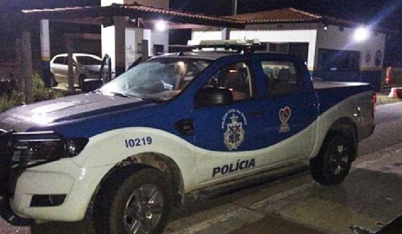 You are currently viewing Homem foge de delegacia e viaja para Salvador com viatura furtada