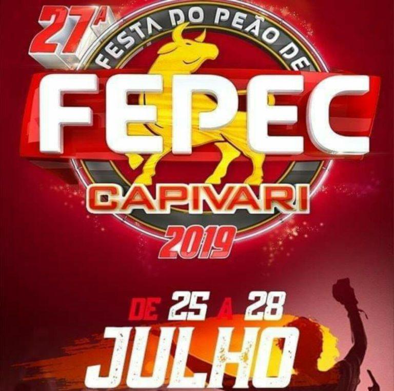 Read more about the article Organizadores da Fepec 2019 falam sobre novidades desta tradicional Fest