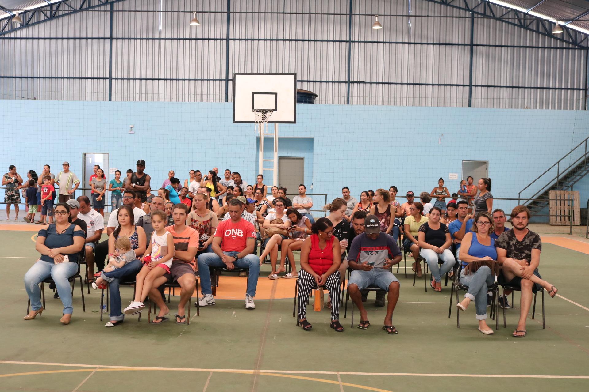 You are currently viewing Sorteados pela CDHU, moradores escolhem endereços das Casas Populares