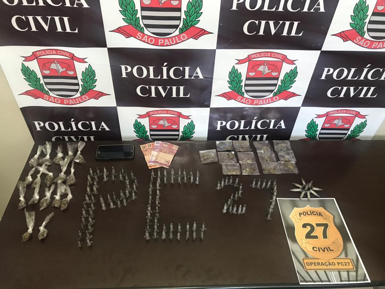 Read more about the article Polícia Civil de Capivari dá cumprimento a seis mandados de prisão; Confira caso a caso.