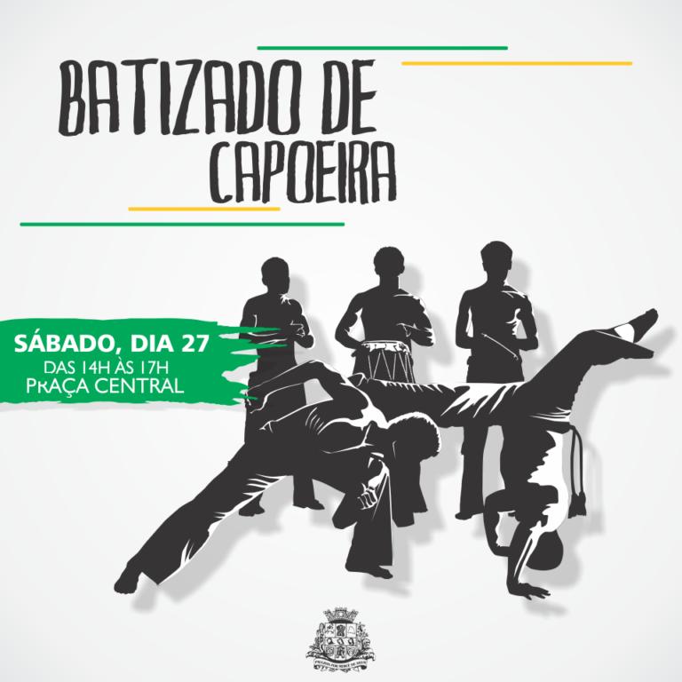 Read more about the article Academia de Capoeira Herança Negra fará troca de cordões e batismo dos alunos neste sábado