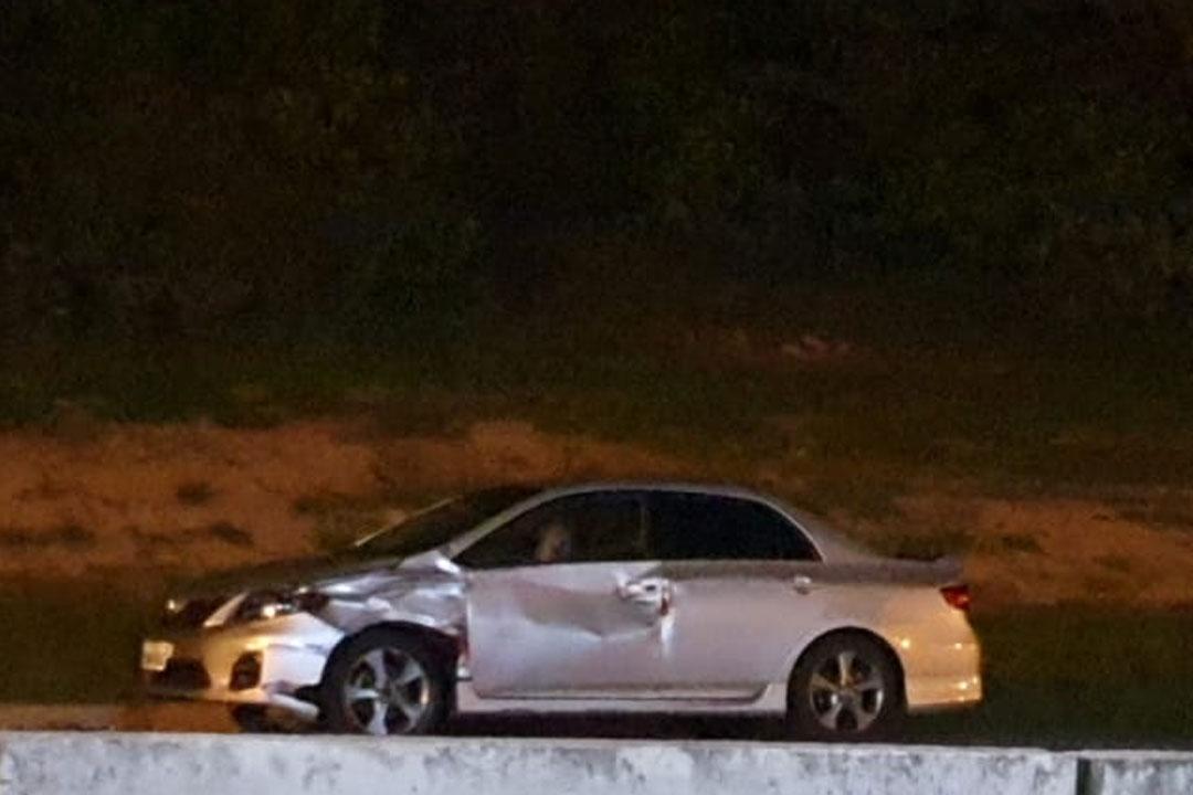 Read more about the article Colisão entre carro e moto deixa duas pessoas feridas em Capivari