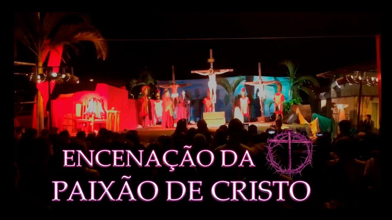 You are currently viewing Encenação da Paixão de Cristo acontece no dia 19 de abril