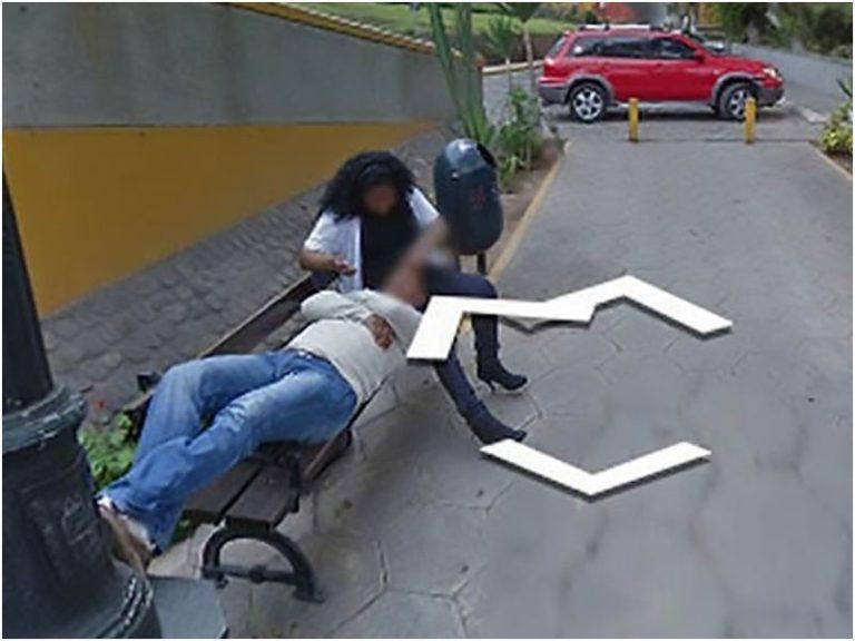 Homem descobre traição da esposa ao vê-la com outro no Google Maps