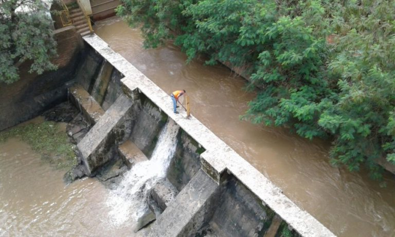Defesa Civil de Capivari solicita abertura de comportas da barragem Leopoldina