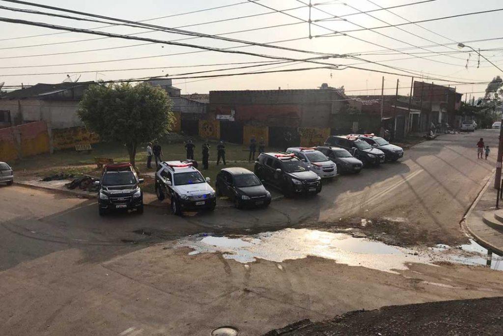You are currently viewing Operação Faixa de Gaza prende suspeitos de tráfico de drogas no bairro São João