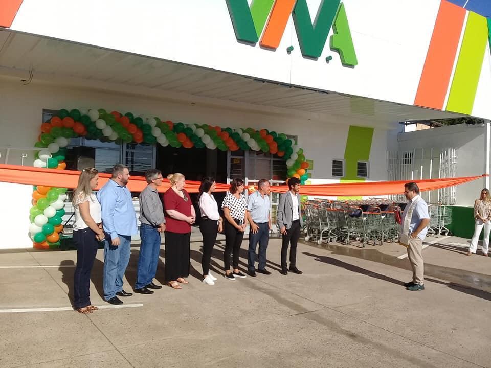 You are currently viewing Viva Supermercados inaugura rede em Capivari