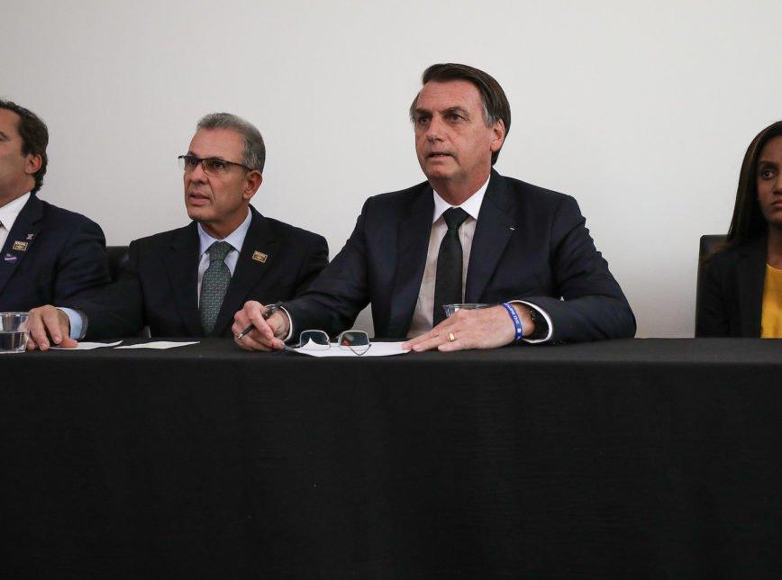 You are currently viewing Bolsonaro anuncia R$ 2,5 bilhões da Petrobras para a educação