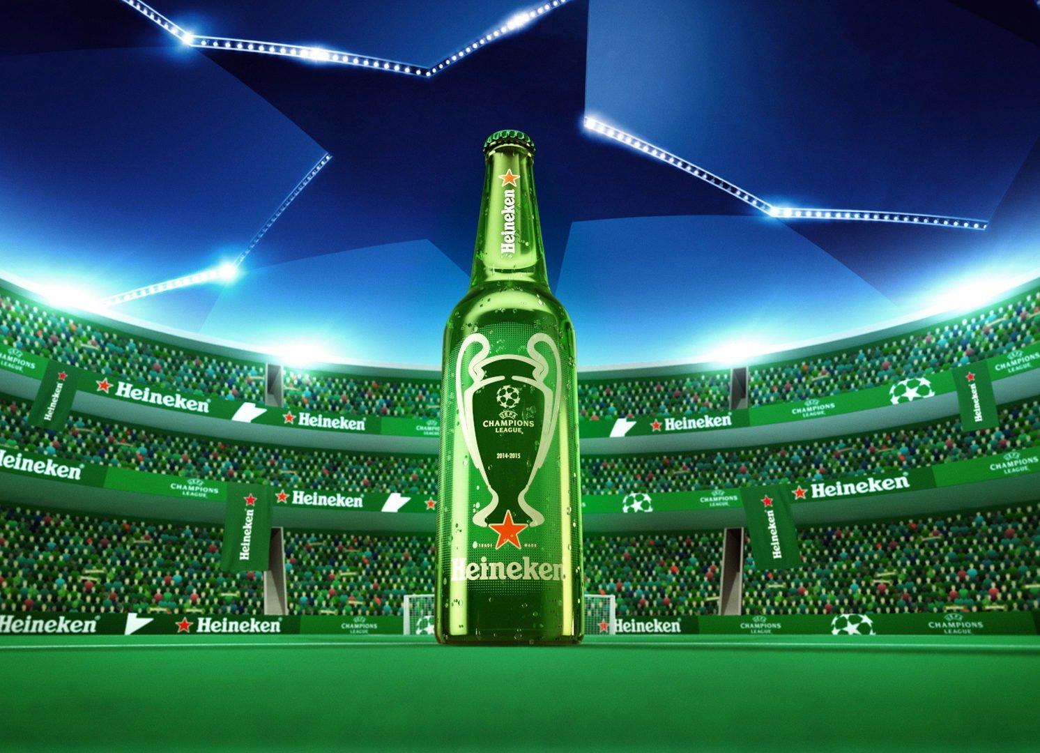You are currently viewing Heineken® leva a UEFA Champions League a lugares inusitados com ação que transmitirá a grande final da Liga dos Campeões em 28 pontos espalhados por 3 cidades do Brasil