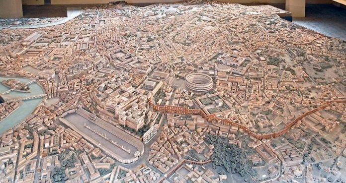 Read more about the article Arqueólogo leva 36 anos para montar maquete perfeita da Roma Antiga
