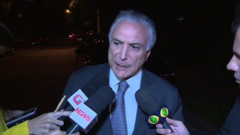 Read more about the article Juíza expede mandado de prisão contra o ex-presidente Michel Temer e Coronel Lima