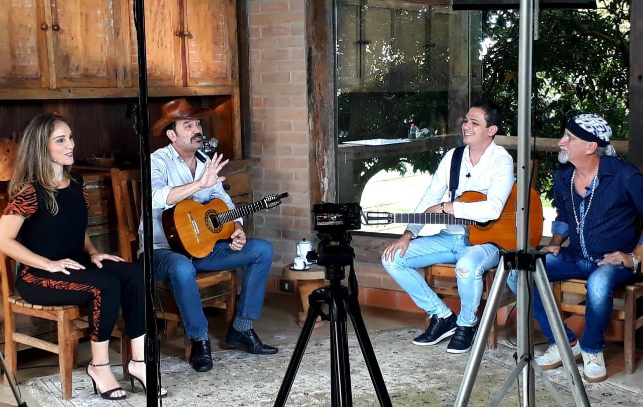 You are currently viewing Eder de Luca e Zé Grillo apresentam-se em programa da rede Bandeirantes