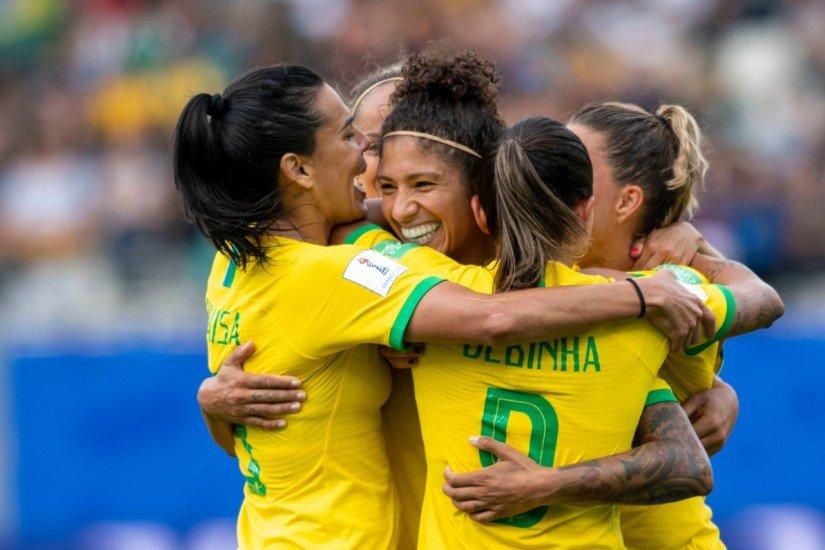 You are currently viewing Brasil vence Jamaica por 3 a 0 na estreia da Copa do Mundo feminina