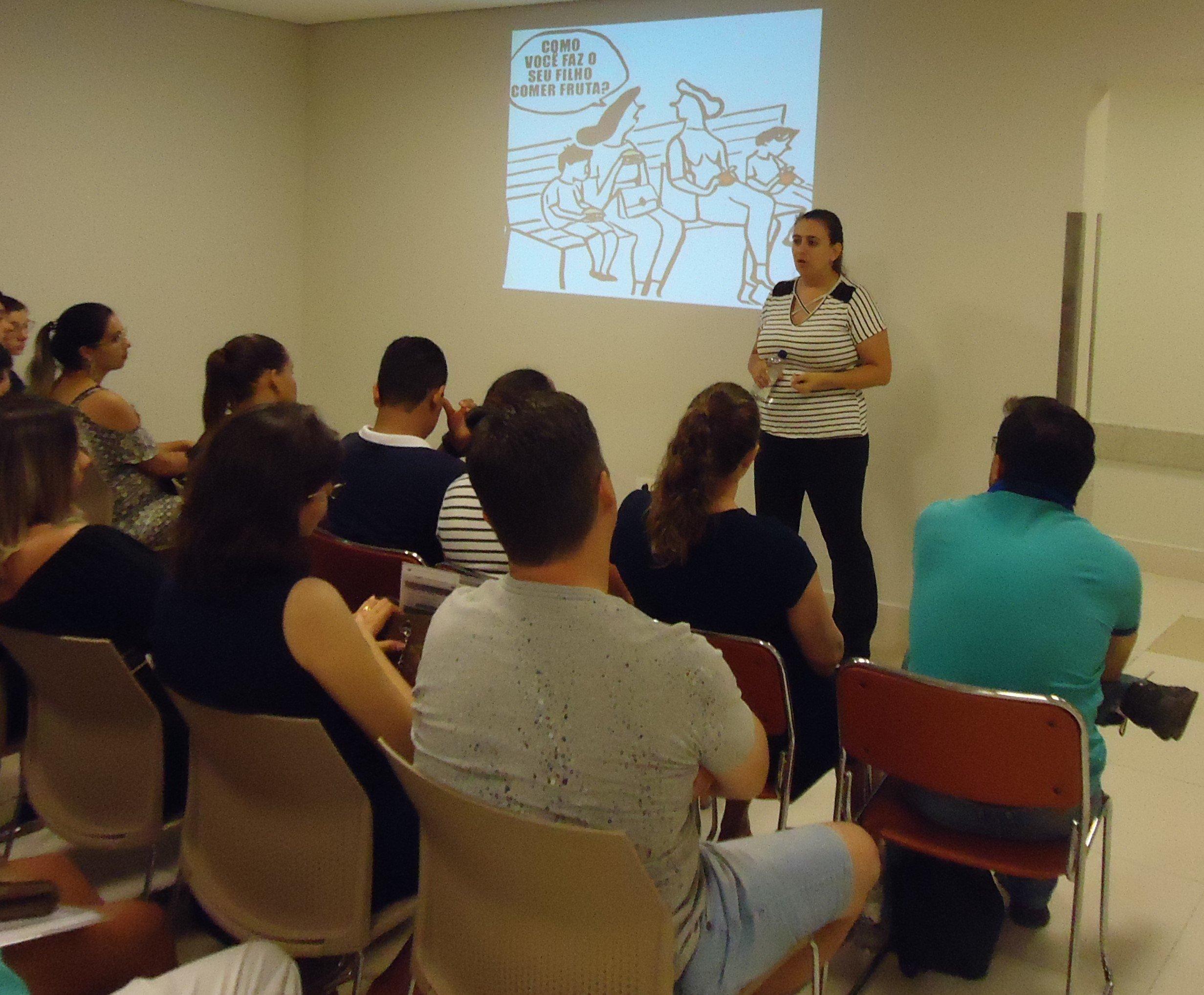 You are currently viewing Programa Viva Mais oferece Grupo de Reeducação Alimentar Infantil