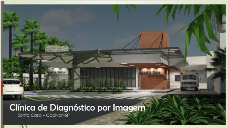 Prefeito Rodrigo anuncia construção de Centro de Diagnóstico na Santa Casa