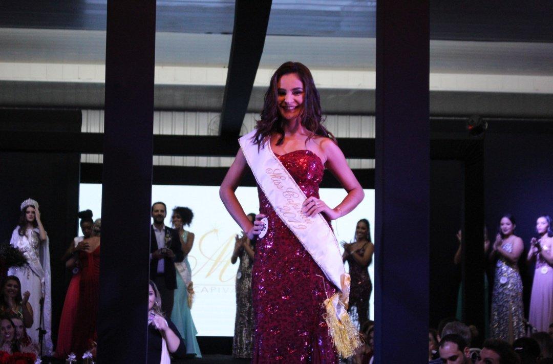 You are currently viewing Hayline Diniz é eleita Miss Capivari 2019