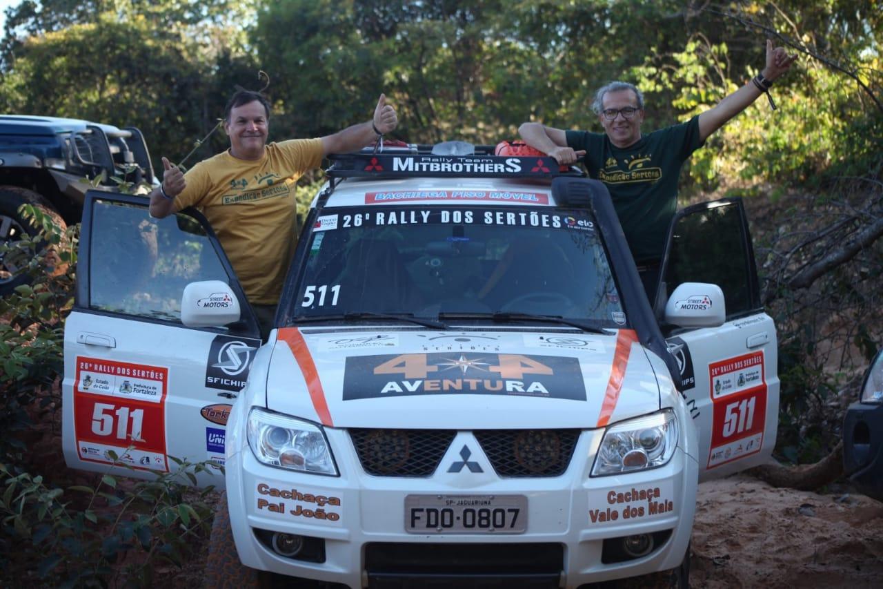Read more about the article Capivariano participa do 27º Rally dos Sertões 2019