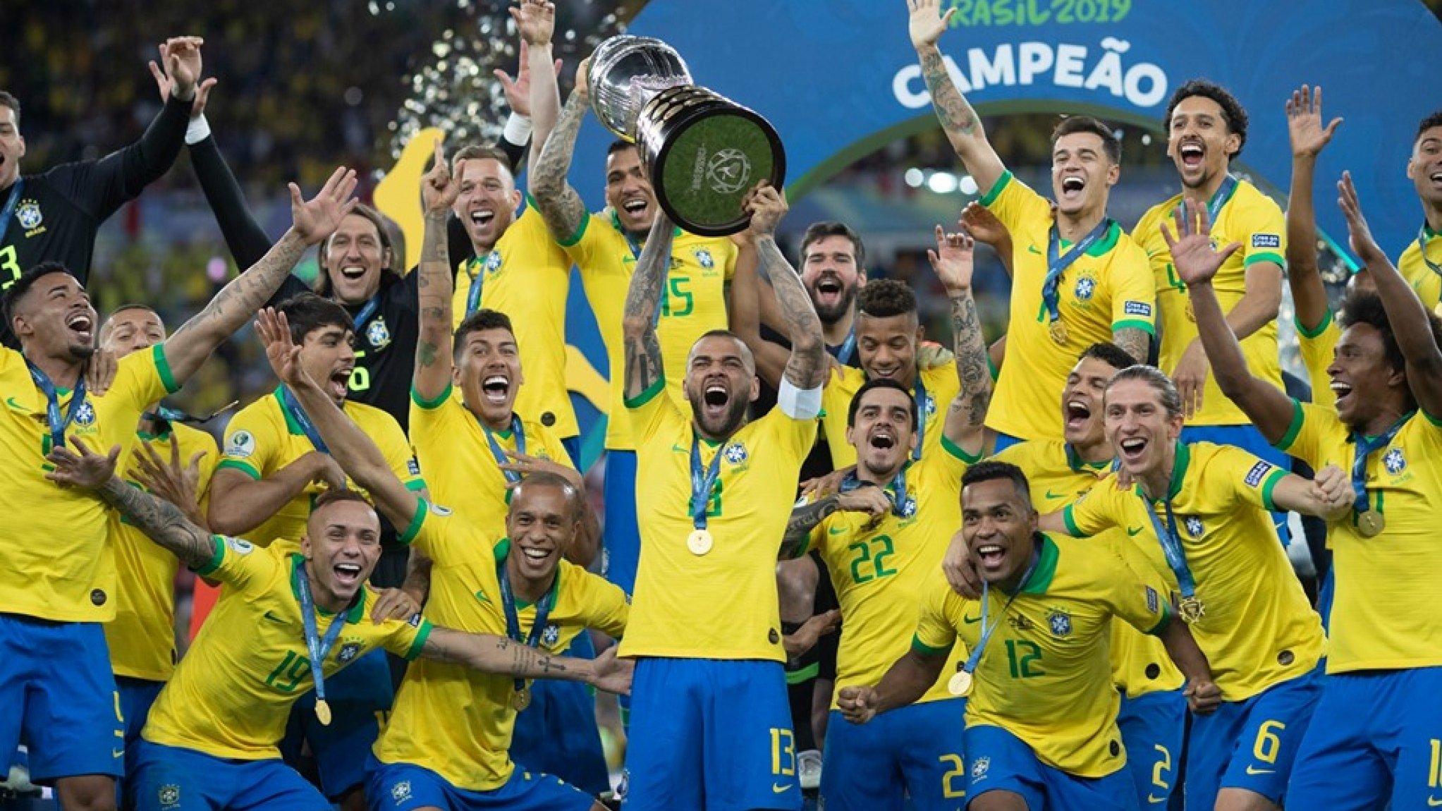 Read more about the article Brasil confirma favoritismo e vence Copa América contra o Peru