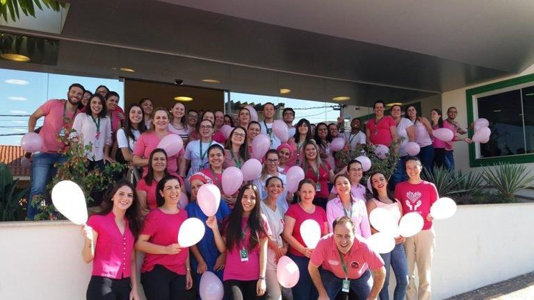Unimed Capivari encerrou Outubro Rosa com muito sucesso