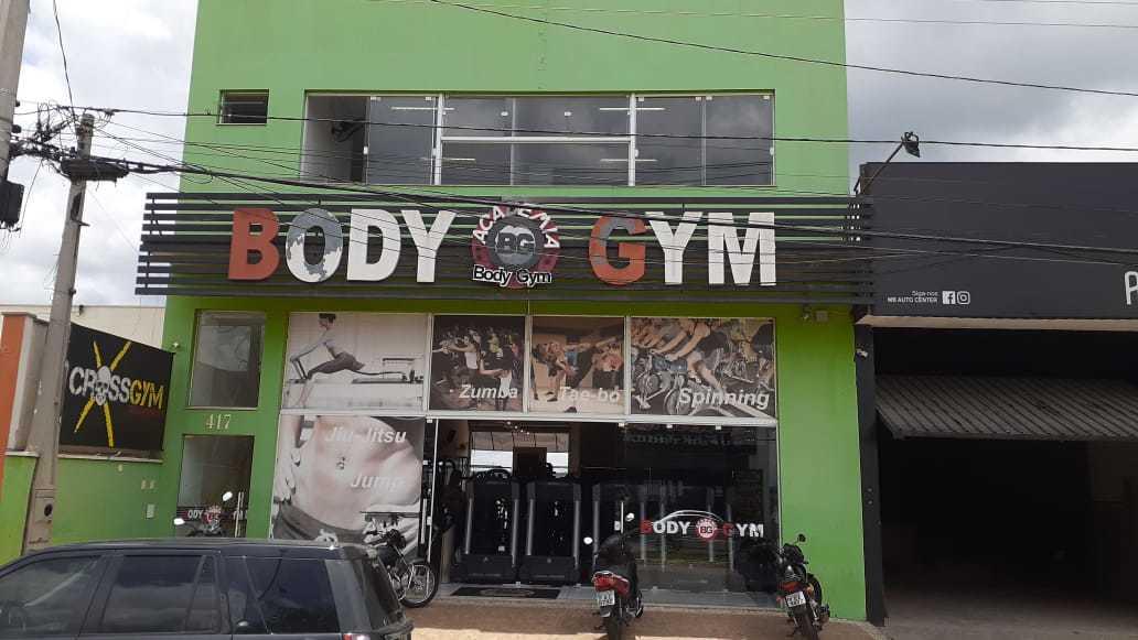 Read more about the article Body Gym: um novo conceito em academia que vai transformar o cuidado com o seu corpo e sua saúde.