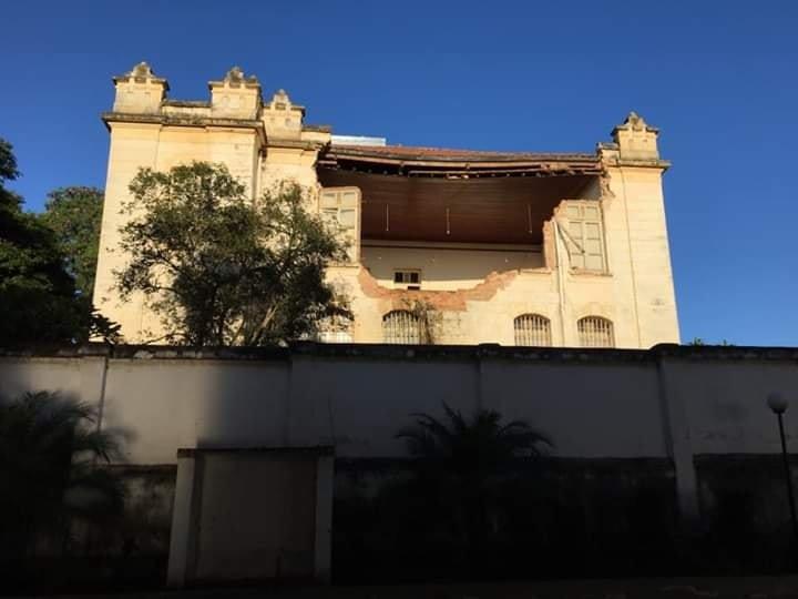 You are currently viewing Descaso do Governo de SP provoca dano no patrimônio histórico de Capivari
