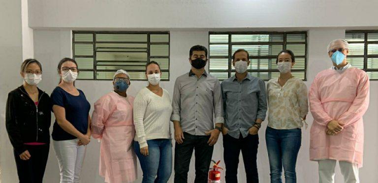 Centro de Referência e Triagem de pacientes com sintomas do COVID19 inicia atendimento em Capivari