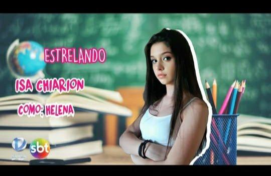 Adolescente capivariana é aprovada para série no SBT
