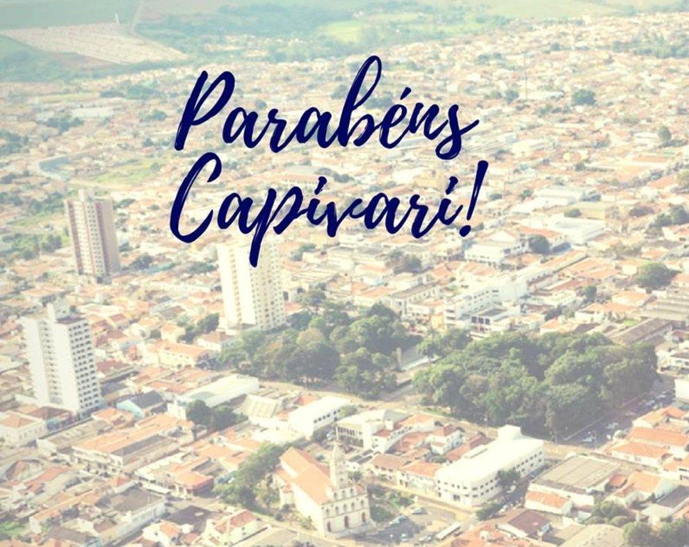 You are currently viewing Restaurente Dona Mistura parabeniza Capivari pelos 188 anos