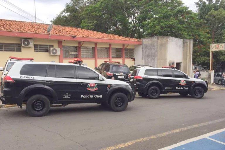 Guarda Municipal é preso pela Polícia Civil de Capivari por estuprar menina de 13 anos