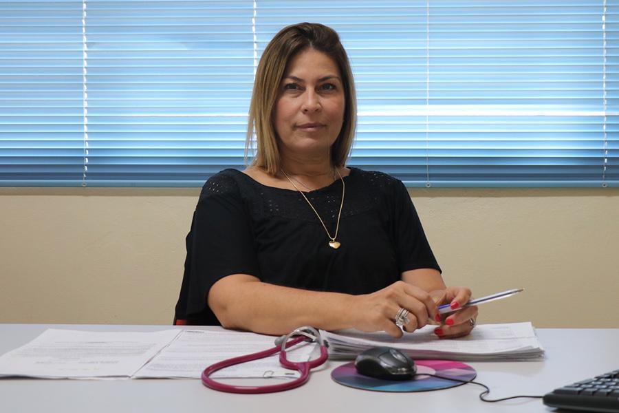 Read more about the article Formiguinha apresenta nova diretora de Saúde em Mombuca