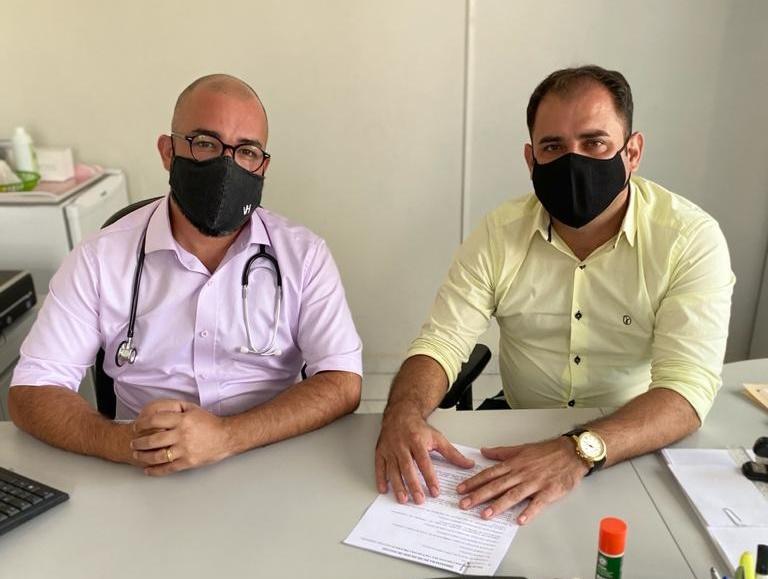 Read more about the article Rafard está preparada para receber a vacina contra a COVID 19, diz Fabinho